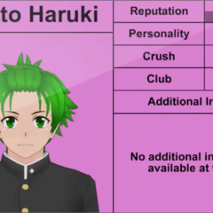 Hayato的第四版個人資料