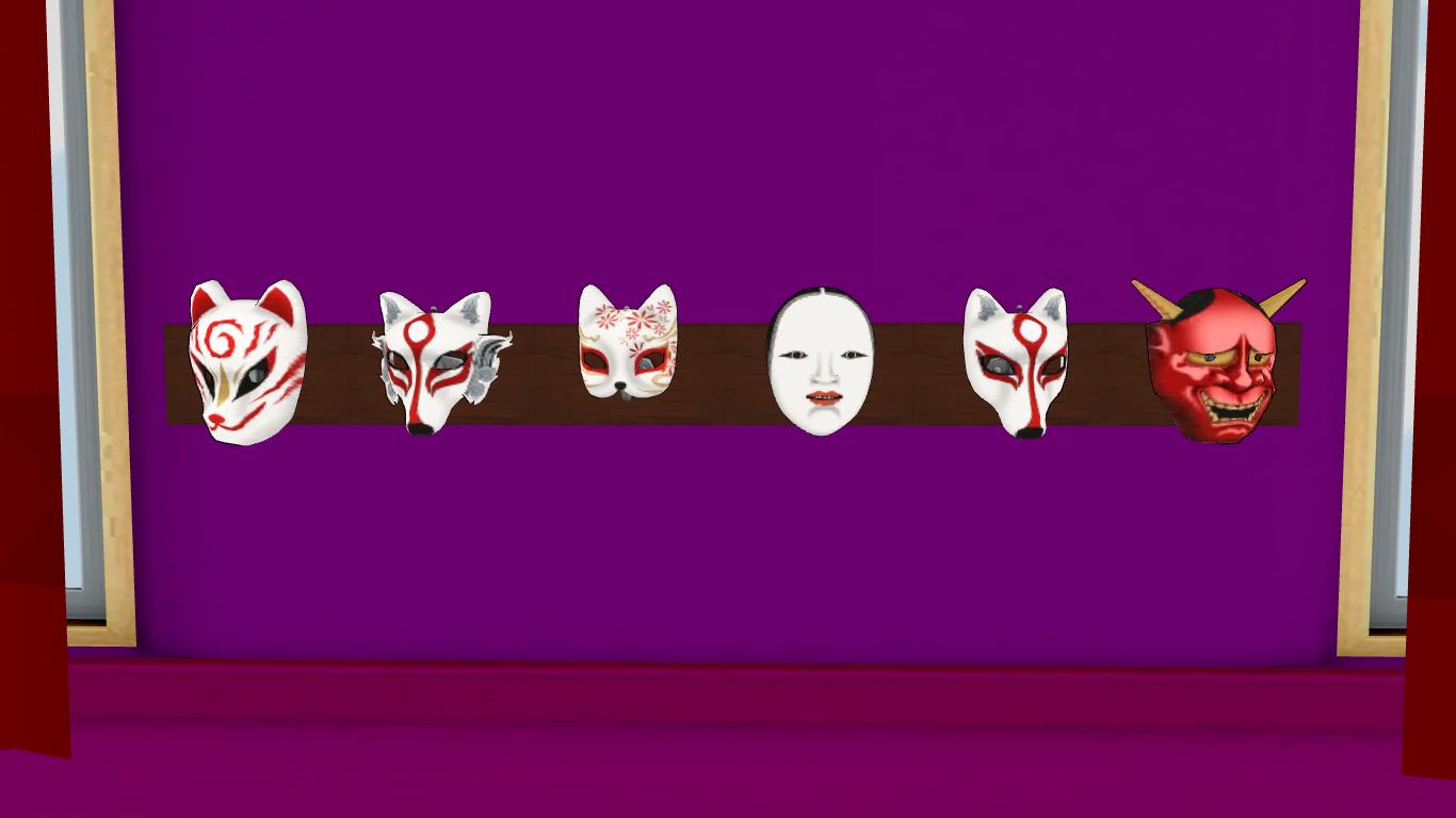 Masks | Yandere Simulator Wiki | FANDOM powered by Wikia