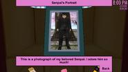 Senpai's Portrait