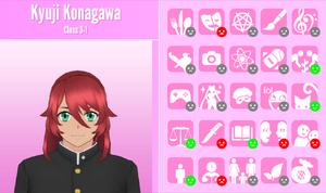 Интересы Кьюджи (3)