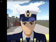 Новая модель полицейского