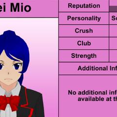 Nono perfil de Mei.