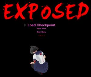ExposedGameOver