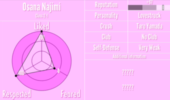 Osana Najimi Yandere Simulator Wiki