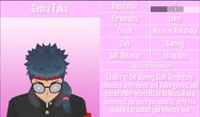 Gema Profile