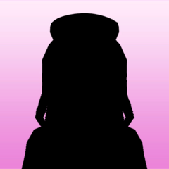 Muja's 1st silhouette portrait. March 14th, 2020.