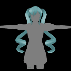 2016年2月8日版本的完整Saki髮型
