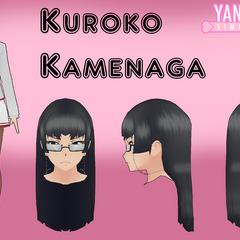 Kuroko's model by Qvajangel.