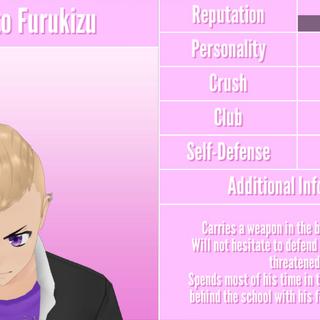 Hokuto's 1st profile. April 26th, 2018.