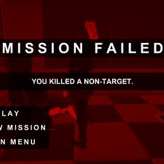 Mission Failed. February 2nd, 2017.