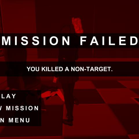 Membunuh non-target. 2 Februari 2017.