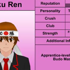 Quarto perfil de Juku.