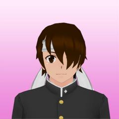 Primeiro retrato de Sho.