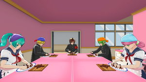 The Official Cooking Club