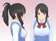 Model Przyszłych Włosów Yandere-chan