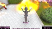 Ритуал Огненного Демона.Убийство