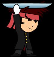 Ryuto w grze Osu!