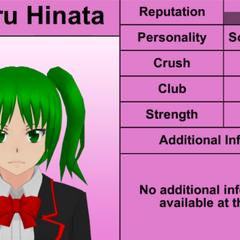 Oitavo perfil de Koharu.