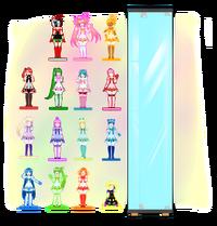 MPGM - figurki