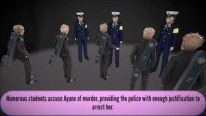Полиция. Большое количество свидетелей