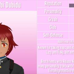 Sukubi's 1st profile. June 1st, 2018.