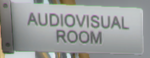 AudiovisualRoomSignJul25.15