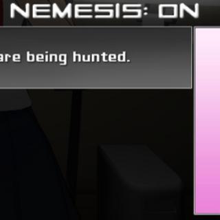 Nemesis ativada