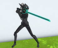 Tryb Cyborg Mode