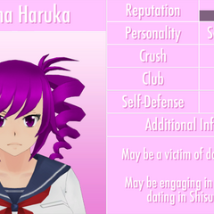 Kokona's 9th profile. June 1st, 2016.