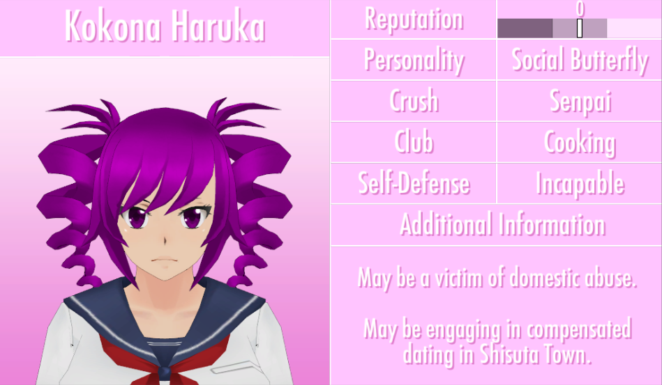 Saki dating game