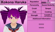 Kokona Haruka Profile