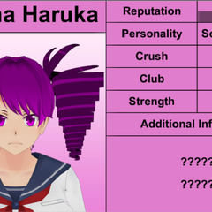 Kokona's 6th profile.
