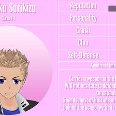 Dairoku's 2nd profile.