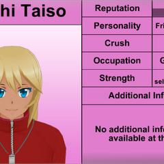 Kyoshi's 1st profile.