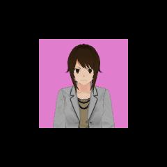 Reina Nana's 2nd portrait.