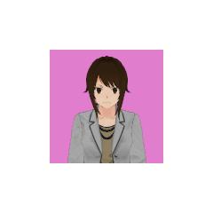 Natsuki Anna的第二次造型