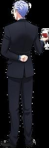 Отец Мегами в полный рост