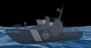 Яхта Сайко