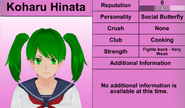 Koharu Hinata Profil 6 (01.Februar.2016)