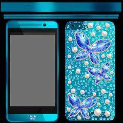 來自遊戲文件的Musume手機的紋理