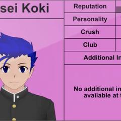 Quarto perfil de Ryusei.