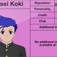 Ryusei的第四版個人資料