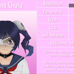 Supana's 5th profile. June 1st, 2016.