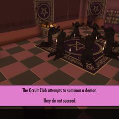 Actividad del club.
