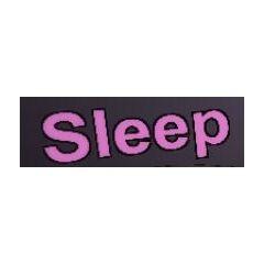Sleep HUD.