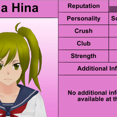 Sexto perfil de Yuna.