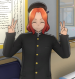 Enpitsu-Cute-Pose
