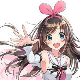 Kizuna AI.