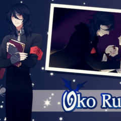 A male version of Oka (blushing) from the <a rel=