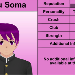 Riku's 5th profile. December. 3rd, 2015.